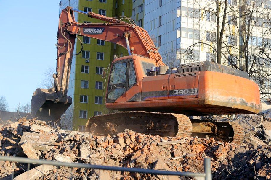 Городские власти определили этапы переселения по программе реновации