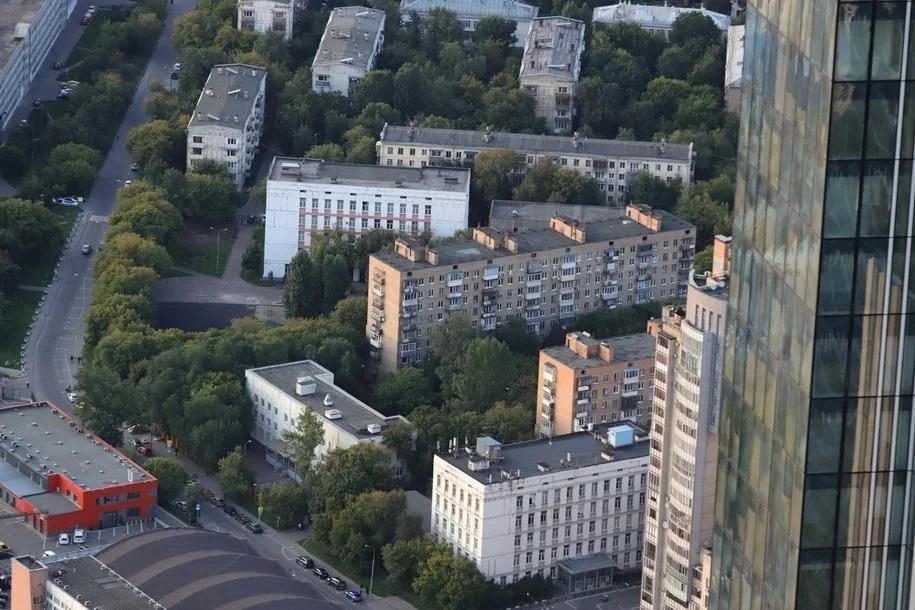 В Москве ведется переселение жителей 155 пятиэтажек по реновации