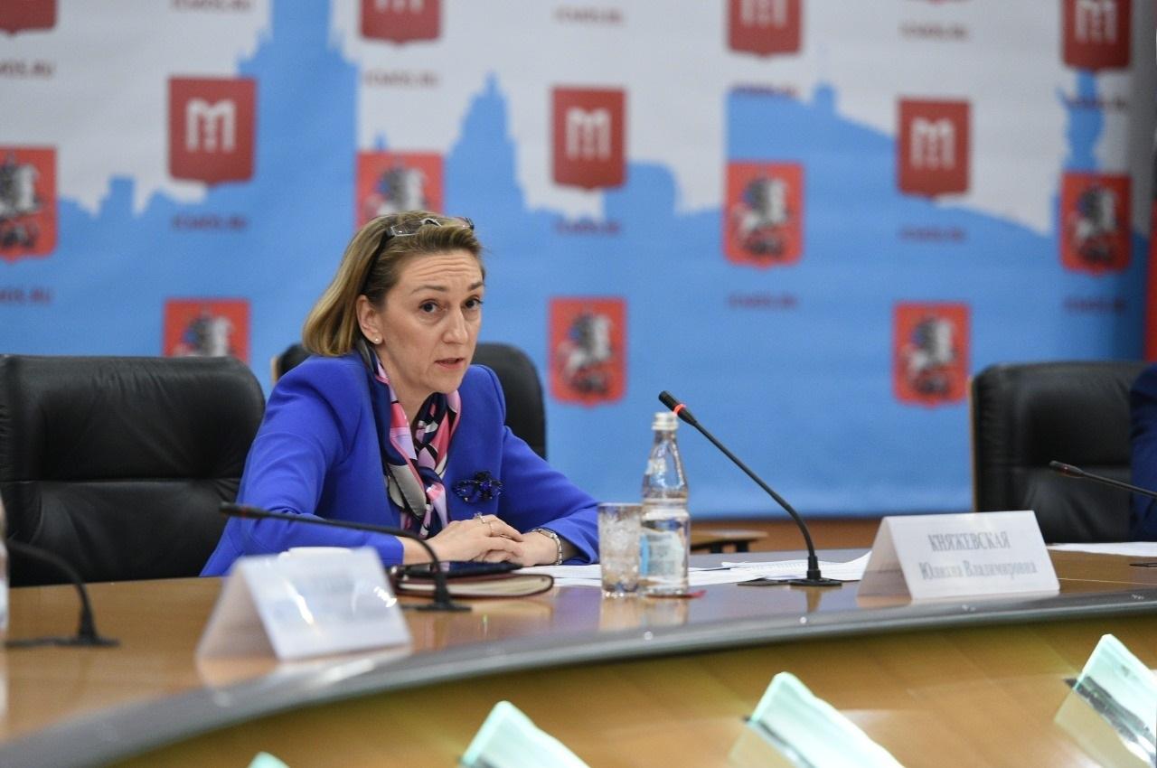 Почти 30 км дорог построят в Москве при реновации до 2024 года