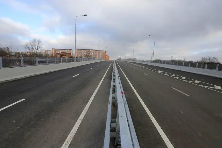 Участок СВХ от Дмитровки до Ярославского шоссе будет готов в 2022 году