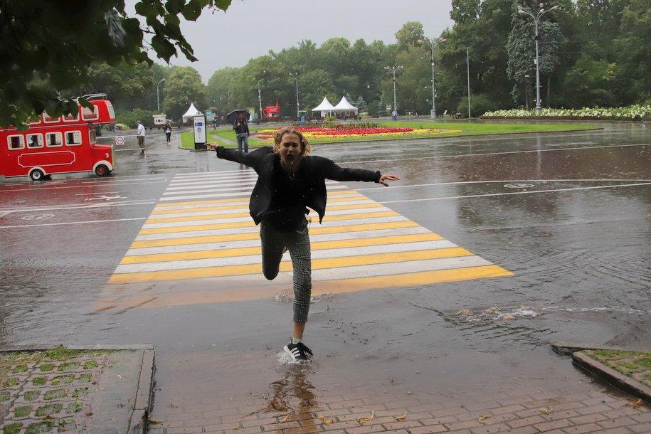 Сегодня в Москве выпадет около 10 мм осадков