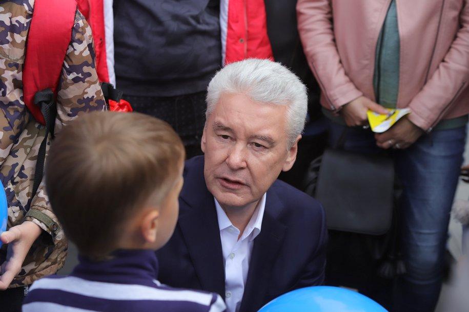 Мэр Москвы призвал ускорить вакцинацию горожан от гриппа