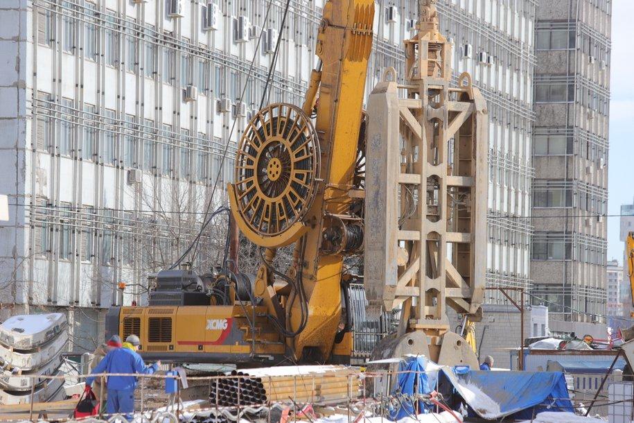 Сроки строительства объектов за счет городского бюджета сокращены на 100 дней