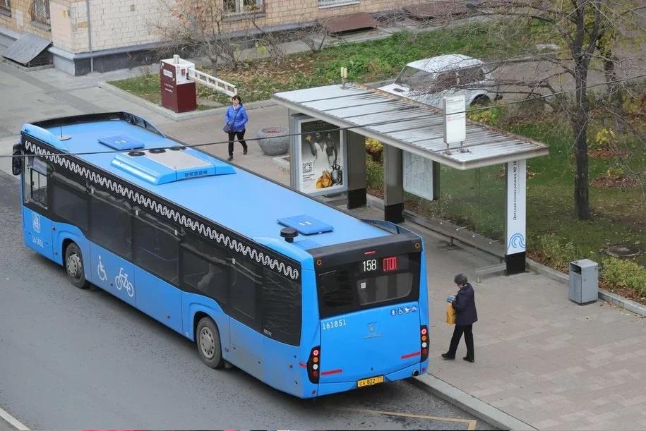 Около 5 млн пассажиров перевозят столичные автобусы в день