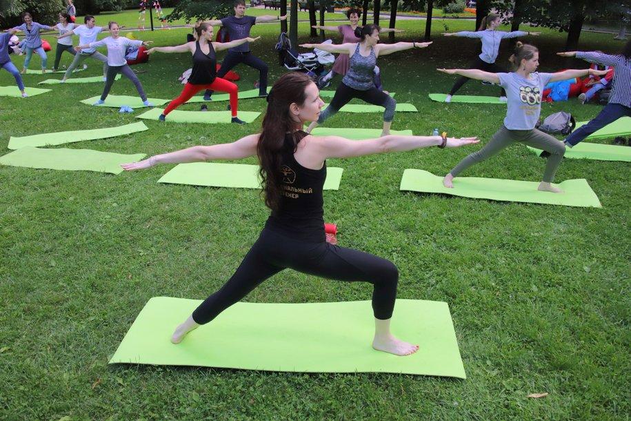 Собянин призвал горожан присоединиться к бесплатным тренировкам в столичных парках