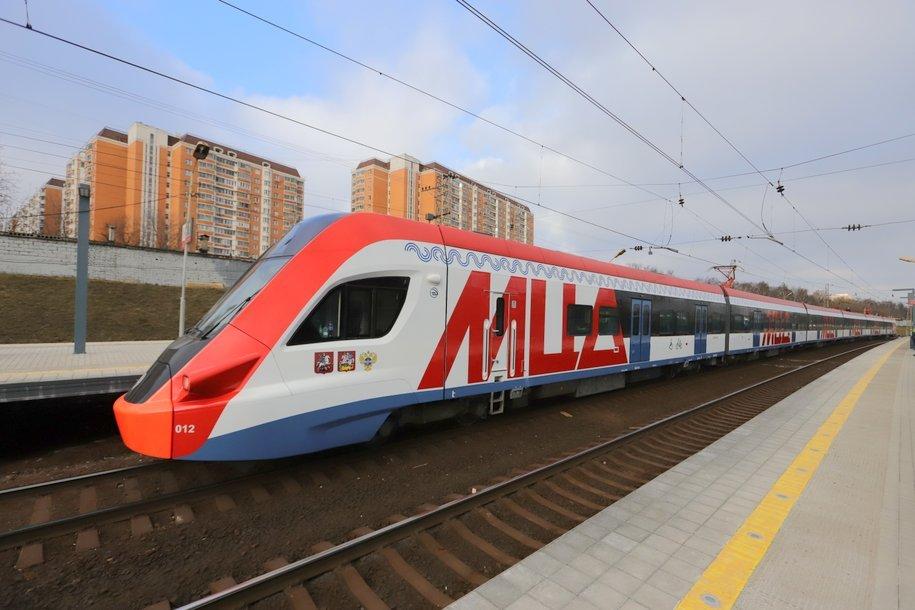 В 2021 году завершится строительство станции «Печатники» МЦД-2