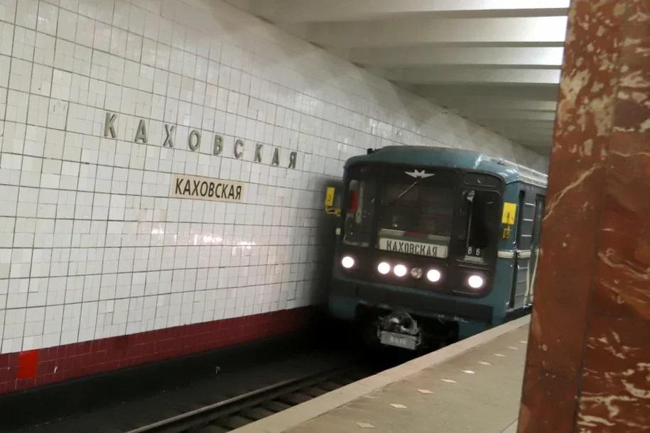 Станция метро «Каховская» откроется в следующем году в составе БКЛ