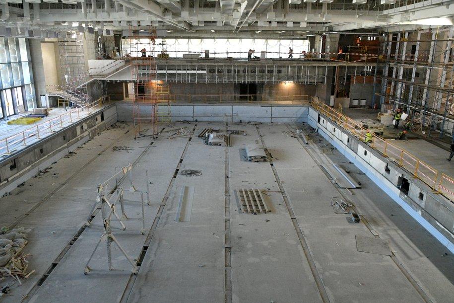 В Бибирево построят новый ФОК с бассейном