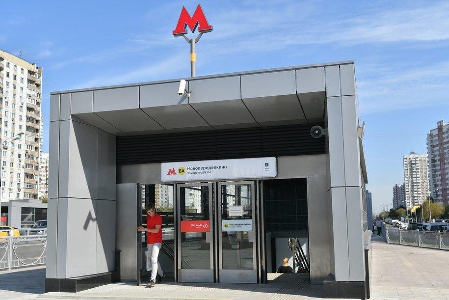 Сегодня северный вестибюль станции метро «Бутырская» закроется до 28 августа
