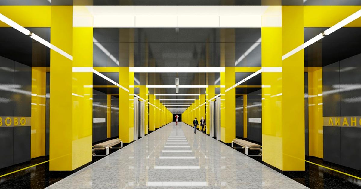 Станцию метро «Лианозово» планируют открыть в 2022 году