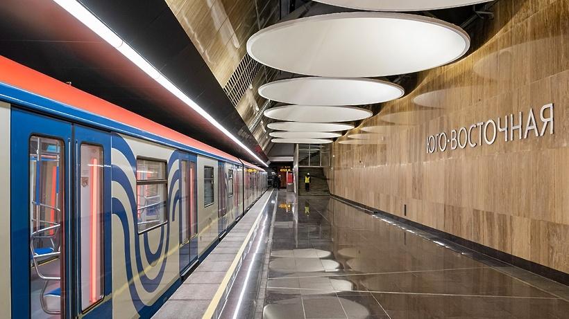 14 км новых линий метро введено в столице с начала года