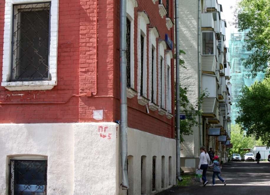 Здание 1917 года постройки в Люблино выставлено на торги