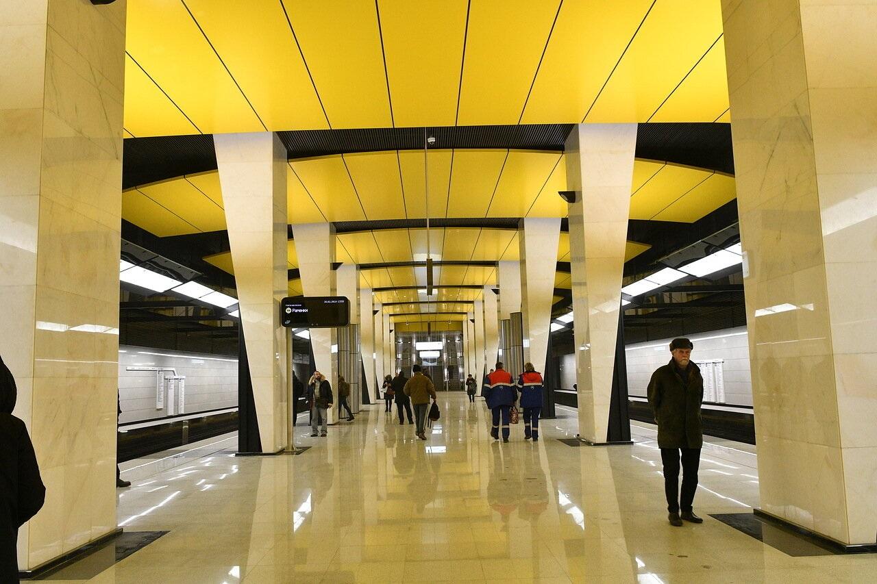 На двух линиях столичного метро снизят стоимость проезда