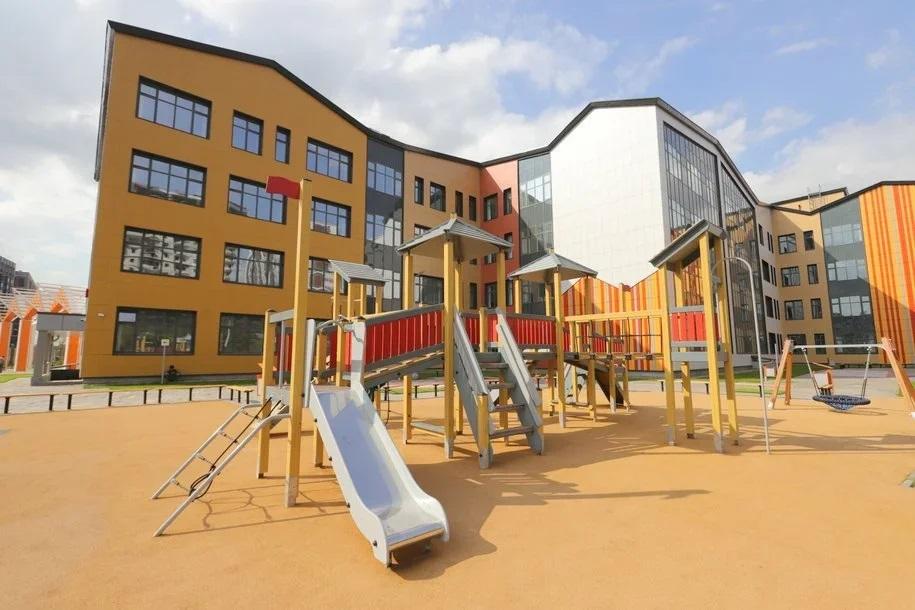 Сергей Собянин открыл новый детский сад на севере Москвы