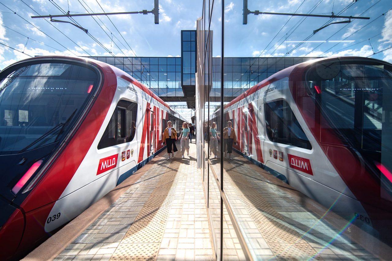 Московские центральные диаметры перевезли 100-миллионного пассажира