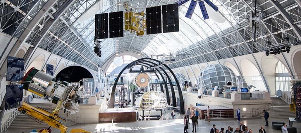 Строительство Национального космического центра находится в активной фазе