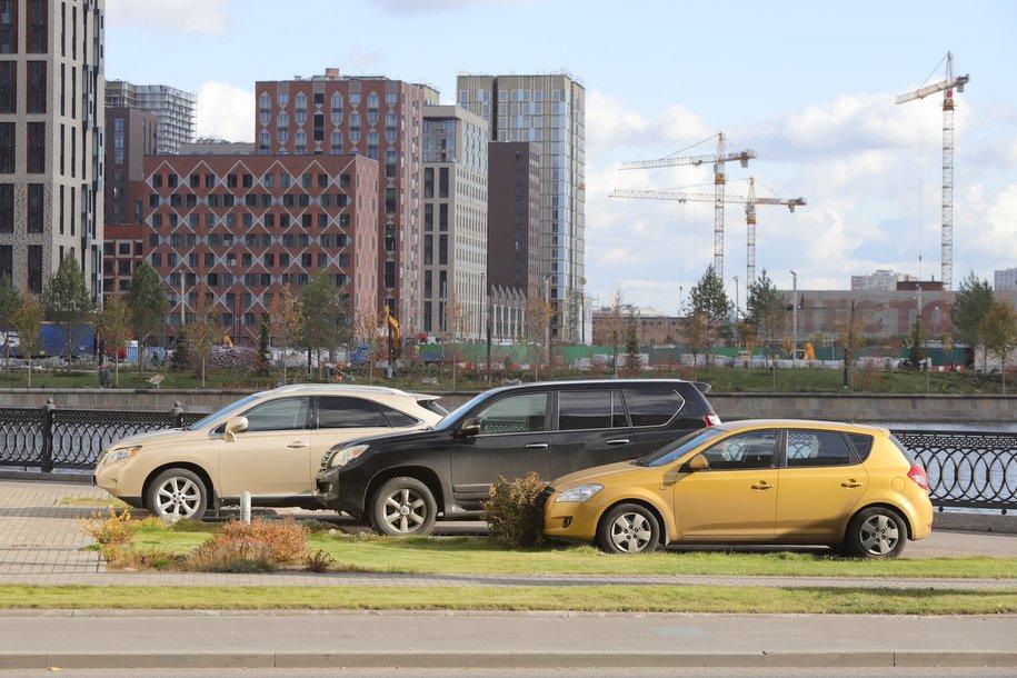 В 2020 году платные парковки принесли Москве 6,3 млрд рублей