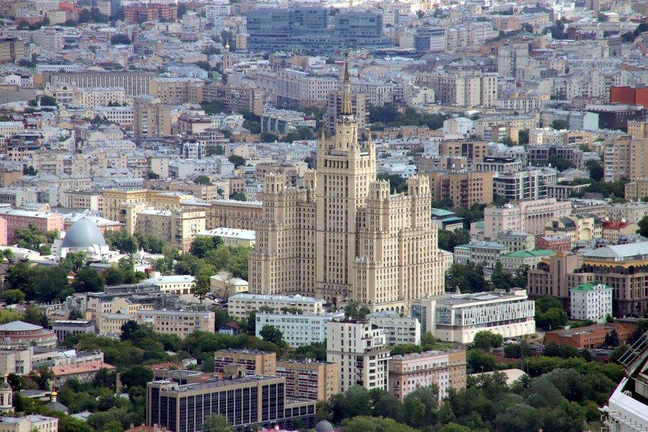 Москва заняла 56-е место в рейтинге Smart City Index