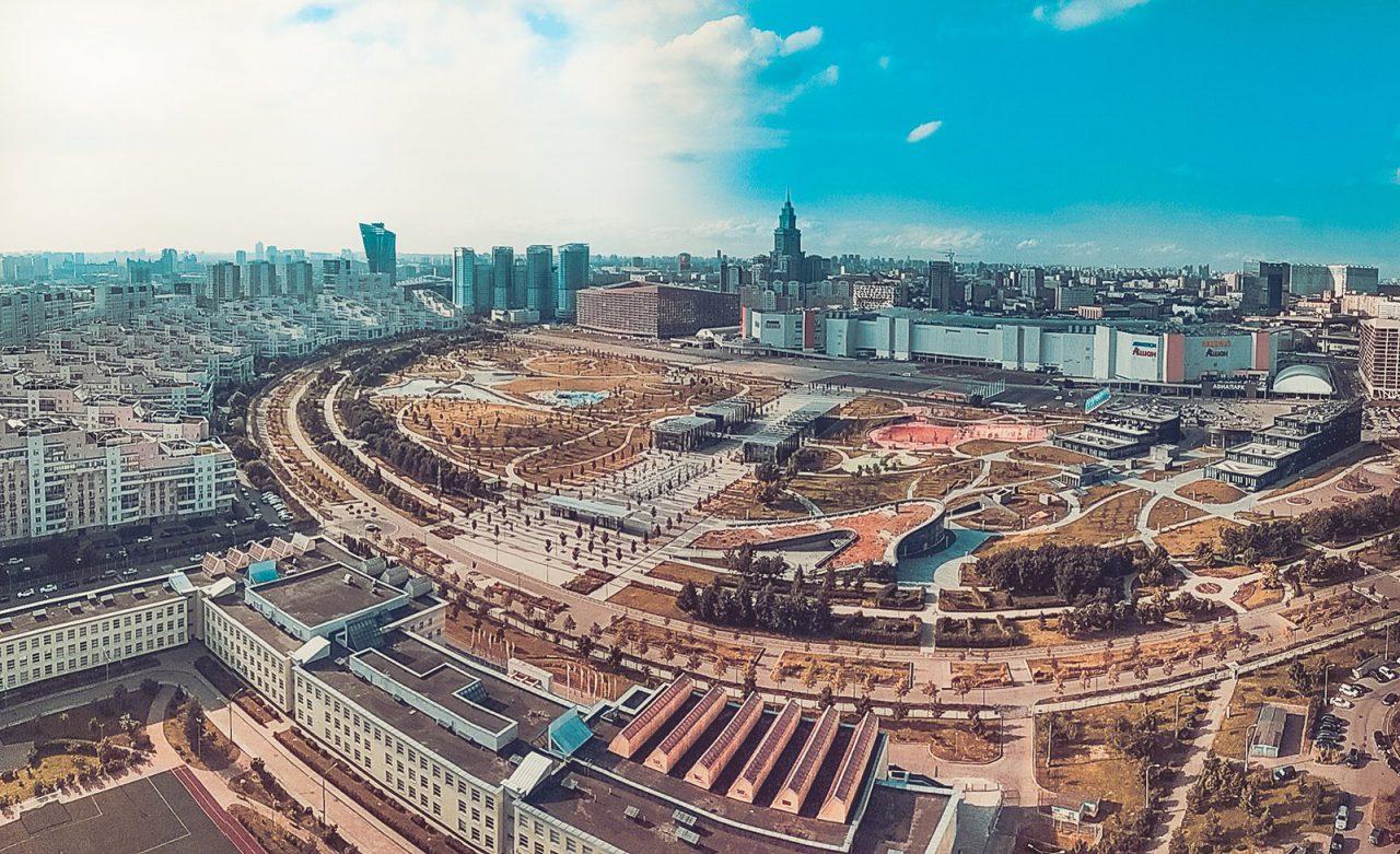 Москвичи решили, фотография какого парка украсит карту «Тройка»