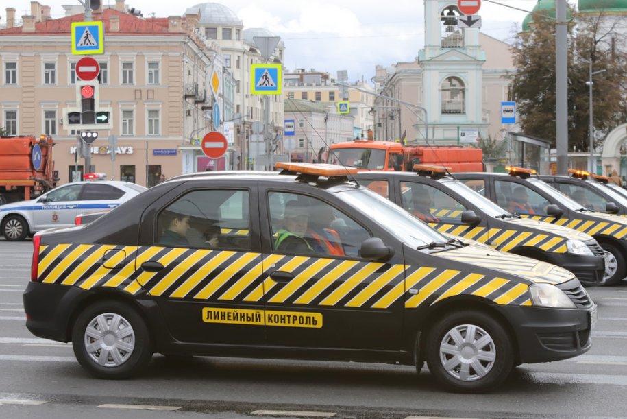 Пробки на столичных дорогах достигли 8 баллов