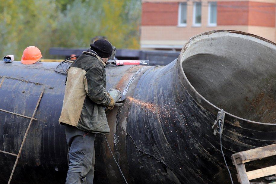 Снаряд времен ВОВ обнаружен на территории завода Хруничева