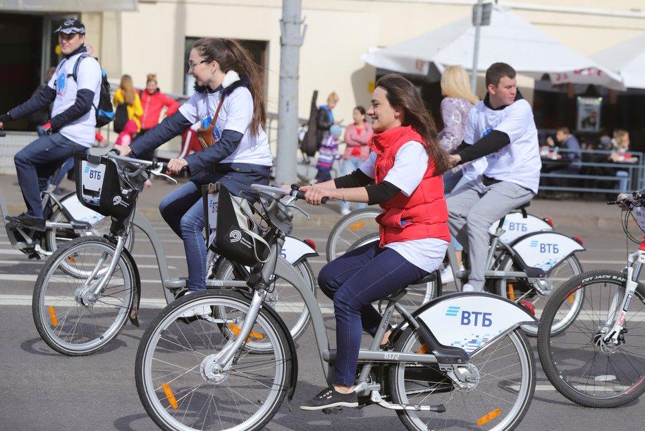 Велопатруль ЦОДД за месяц работы зафиксировал 40 нарушений правил дорожного движения