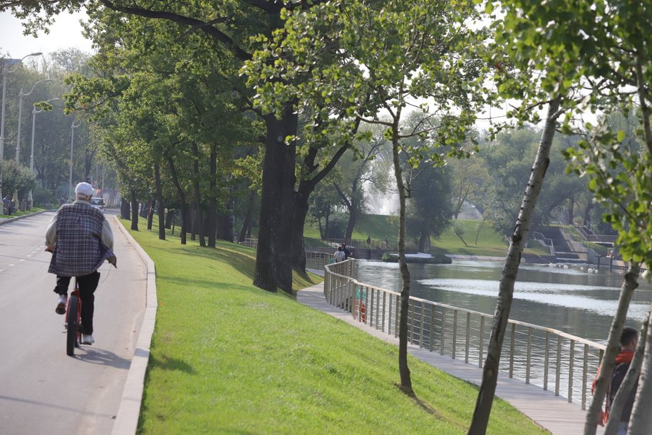Сергей Собянин пригласил москвичей в обновлённый Парк Дружбы
