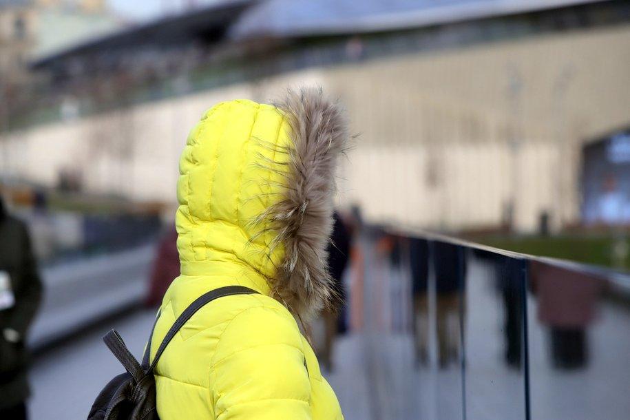 Пятница в столице стала самым холодным днём с начала осени