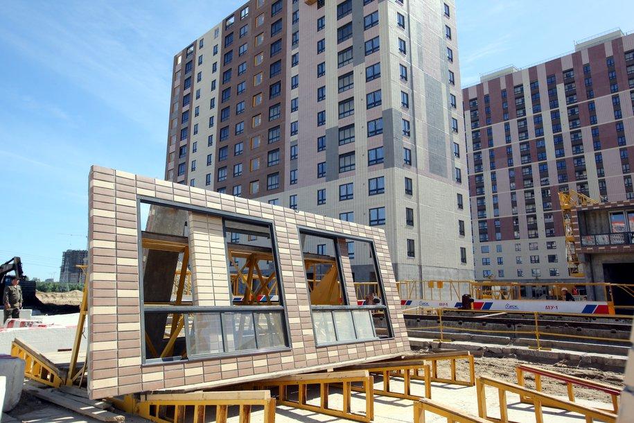 В поселении Филимонковское построят два многоквартирных дома