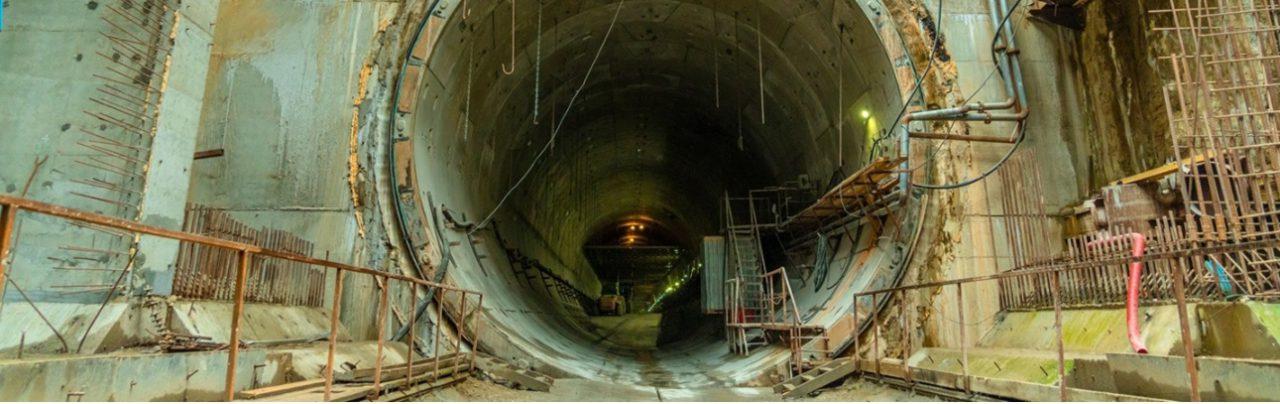 Строителям-международникам презентовали строящуюся станцию БКЛ «Кунцевская»