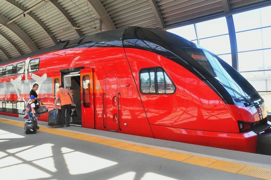 Аэроэкспресс отменит ряд поездов в аэропорт Шереметьево с 29 сентября