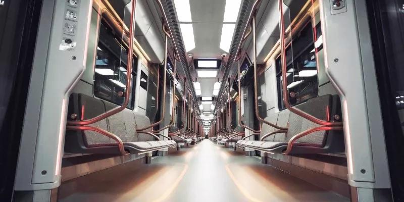 Поезда метро нового поколения «Москва-2020» представили в столице