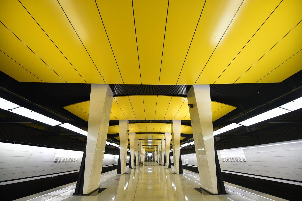 Долгожданная станция метро «Шелепиха»