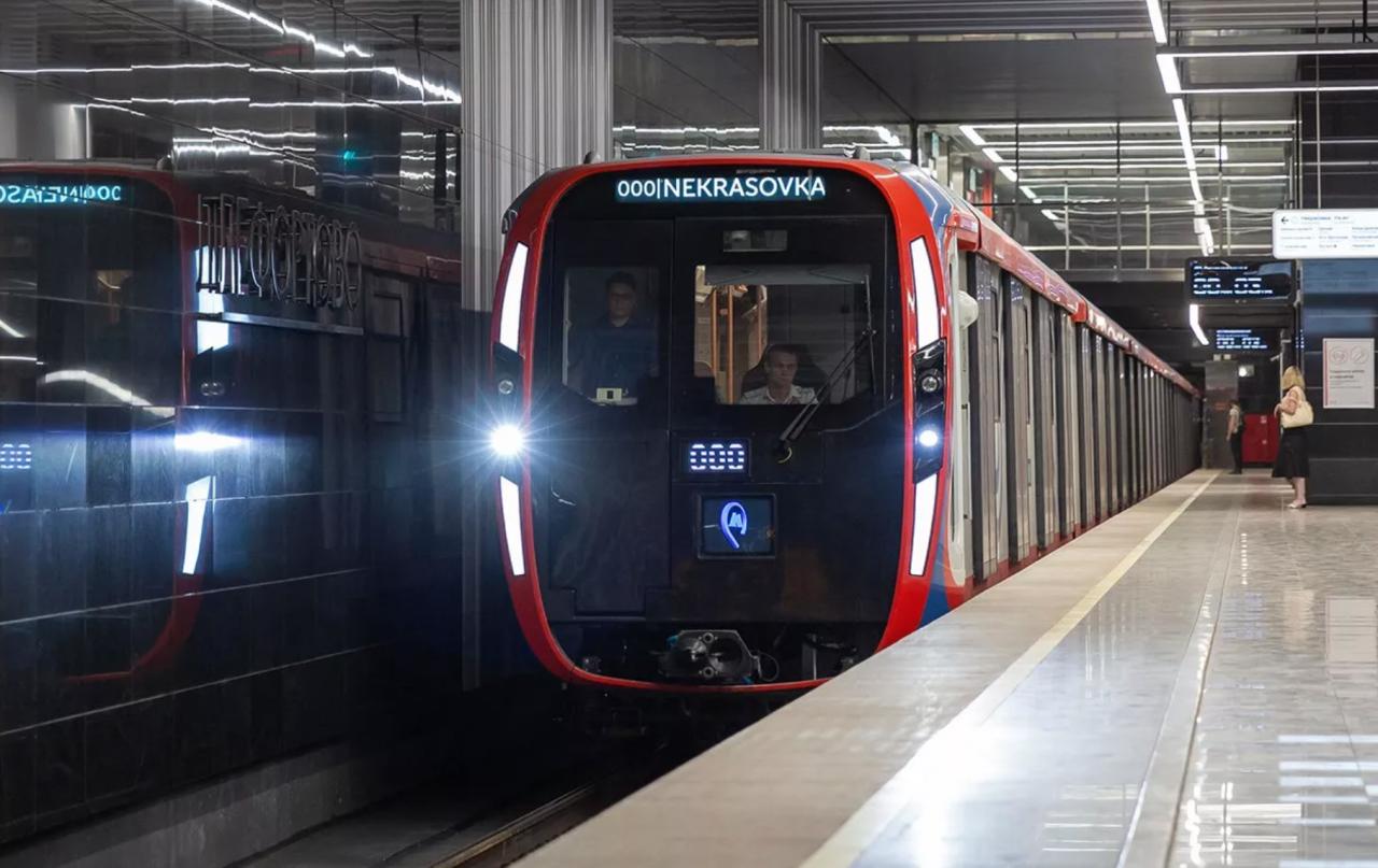 Поезда столичного метро «Москва-2020» будут технически готовы к беспилотному движению