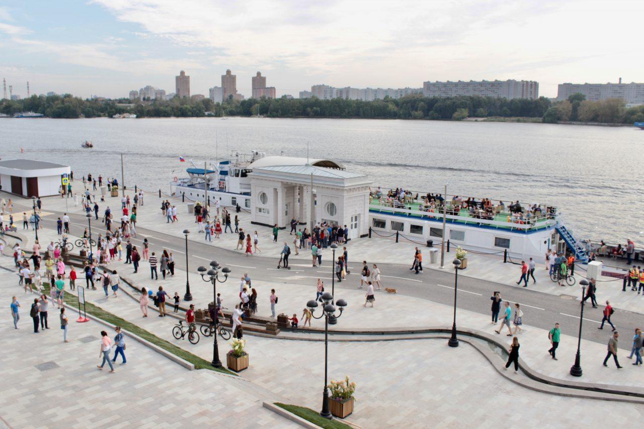 Северный речной вокал посетили более 100 тысяч человек с момента открытия