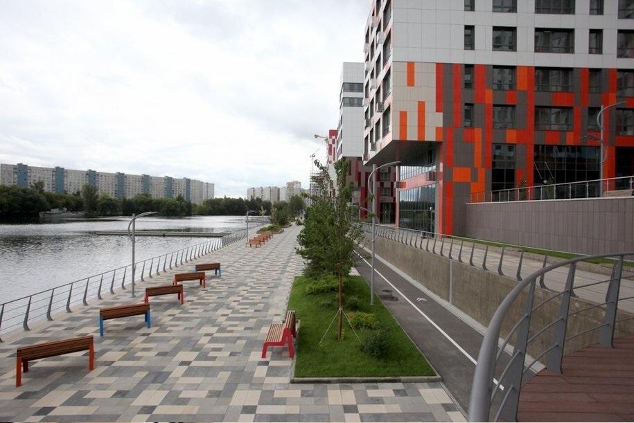 В новые квартиры переехали жильцы еще четырех домов в Пресненском районе