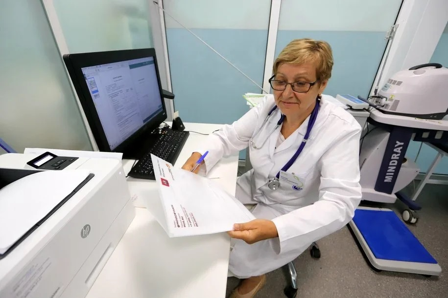 В ВОЗ высоко оценили центр телемедицины в Москве