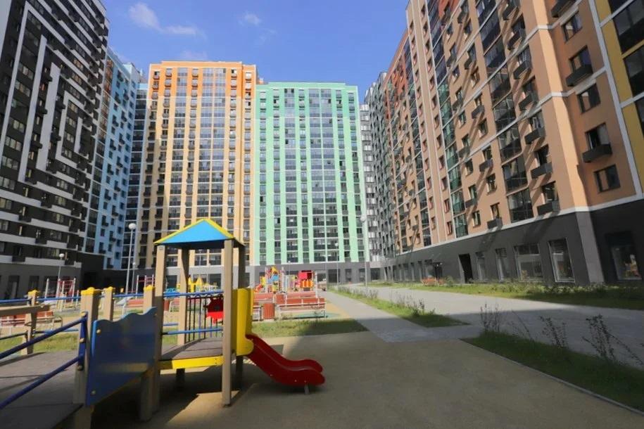 Москва на 82% выполнила годовой план ввода по нацпроекту «Жилье»