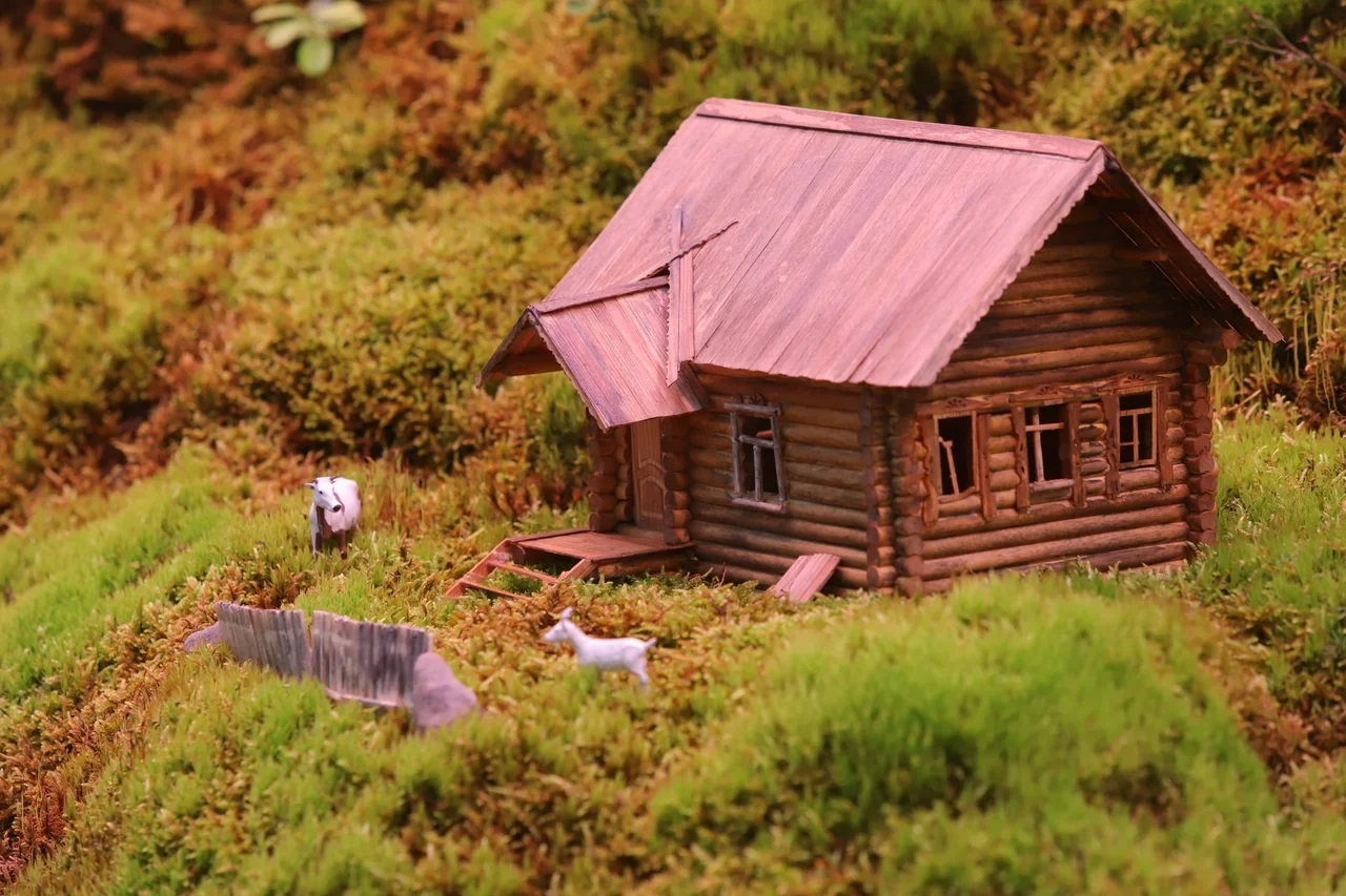 На дачи пенсионеров начали доставлять дрова