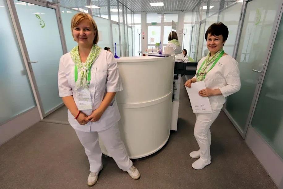 Мэр Москвы открыл после ремонта клинику урологии и приемное отделение в ГКБ имени Спасокукоцкого