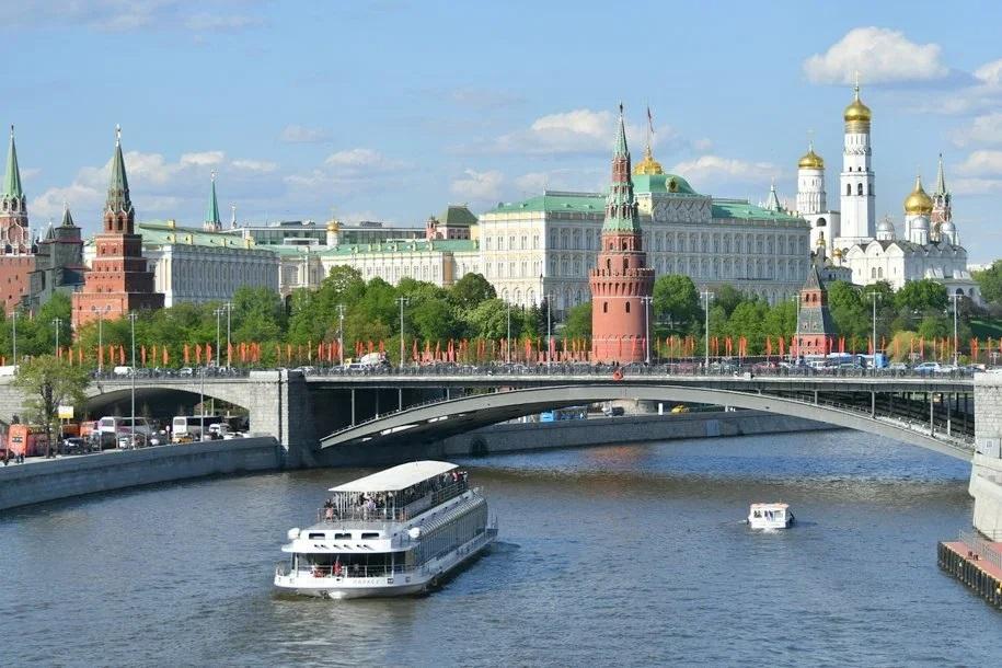 Сегодня Москва отмечает День города