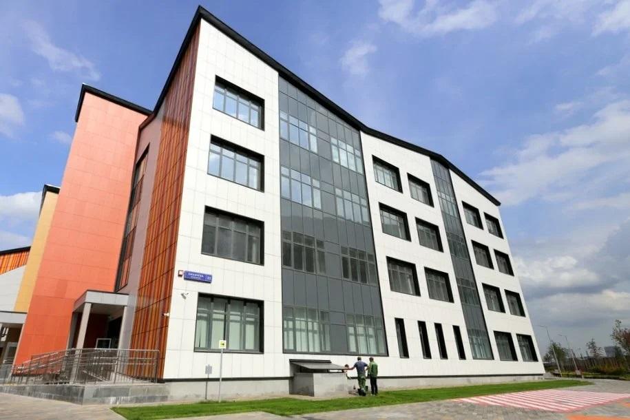 Более 5 тысяч учебных мест создано в Москве с начала года