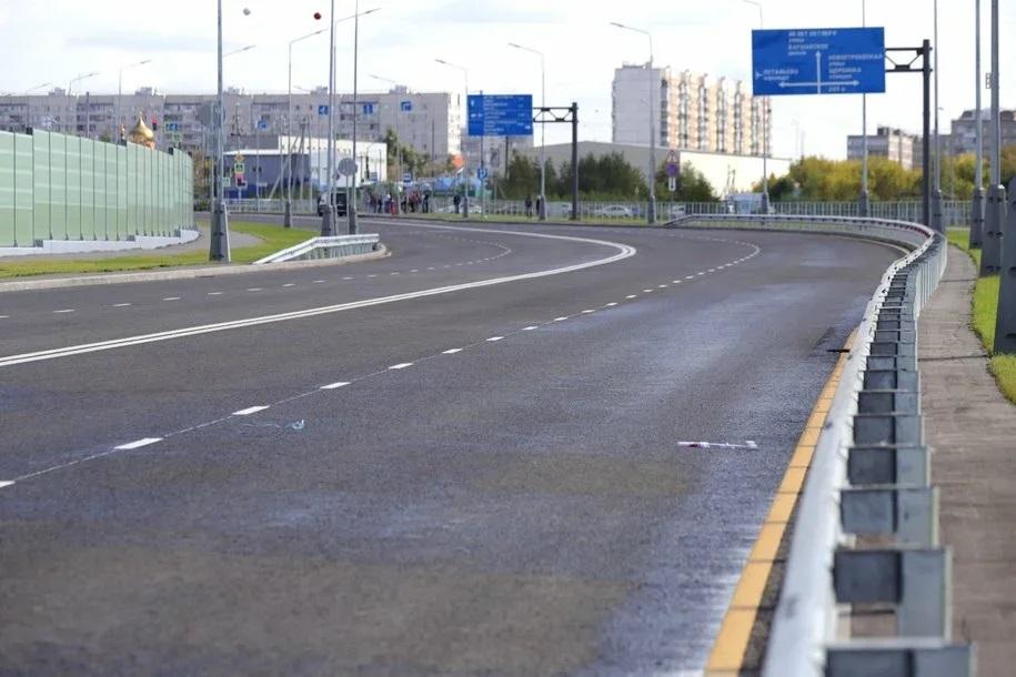 Реконструкцию трассы М1 на участке 46-54 км по направлению из Москвы планируют начать в сентябре