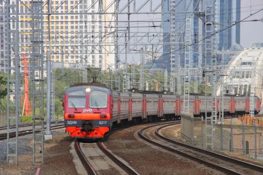 От Москвы до Мытищ и Пушкино построили 50 км новых путей