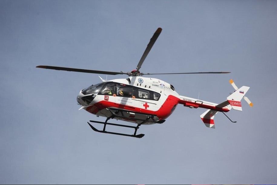 Более 60 человек спасли сотрудники Московского авиацентра в августе