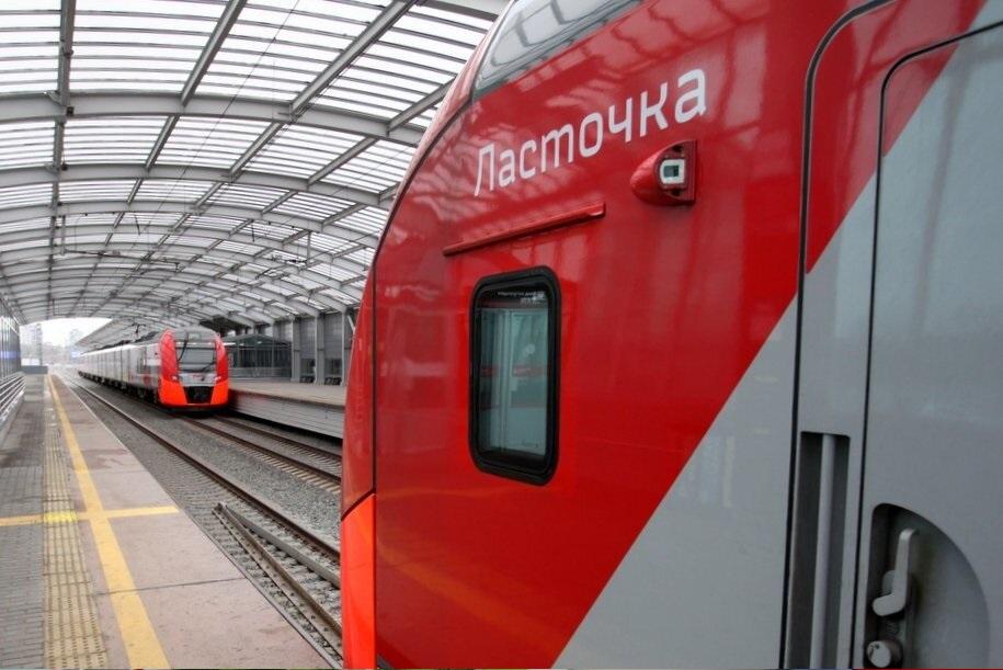 Пассажиропоток на МЦК в Москве за год составил 125 млн человек