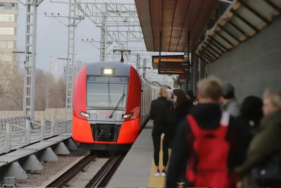 Самую высокую в Москве железнодорожную станцию планируют открыть до конца 2022 года