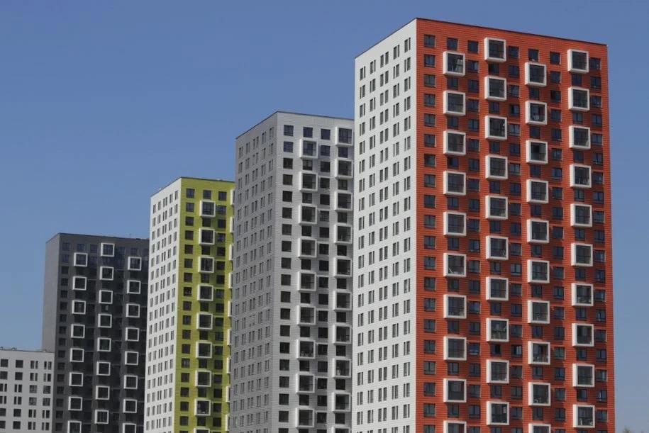 В Лефортове строят дом на 106 квартир