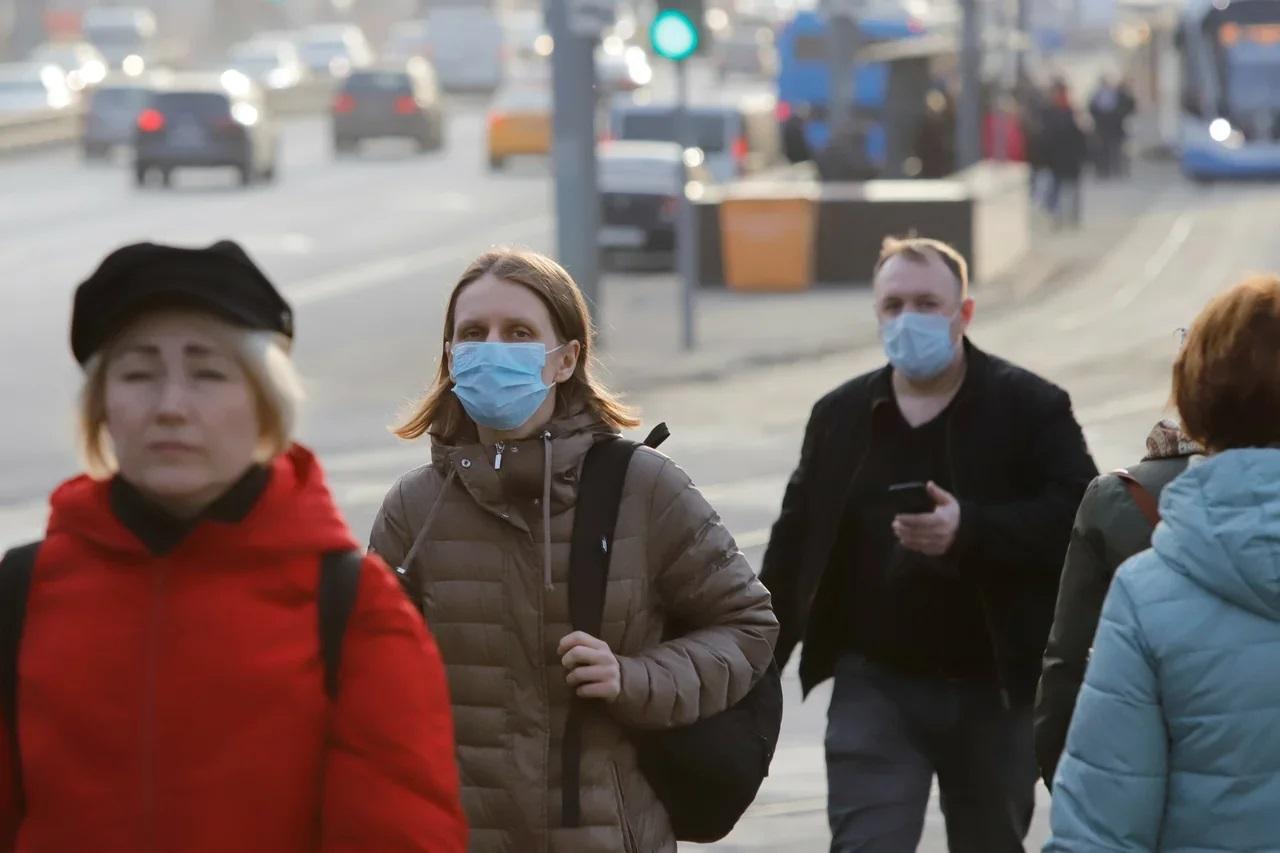 Московские ученые усилили защитные свойства медицинских масок