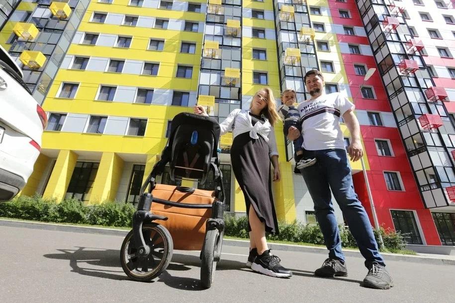 Более 2,5 млн кв. м недвижимости ввели в промзонах Москвы с января